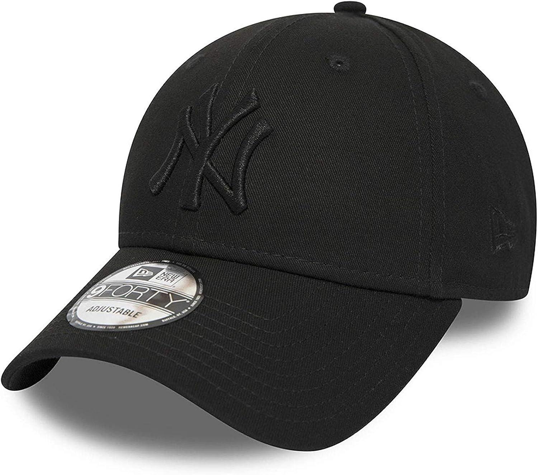 New Era 9forty Strapback Cap MLB New York Yankees Los Angeles Dodgers Herren Damen Cap Kappe M/ütze Hut verschiedene Farben im Bundle mit UD Bandana