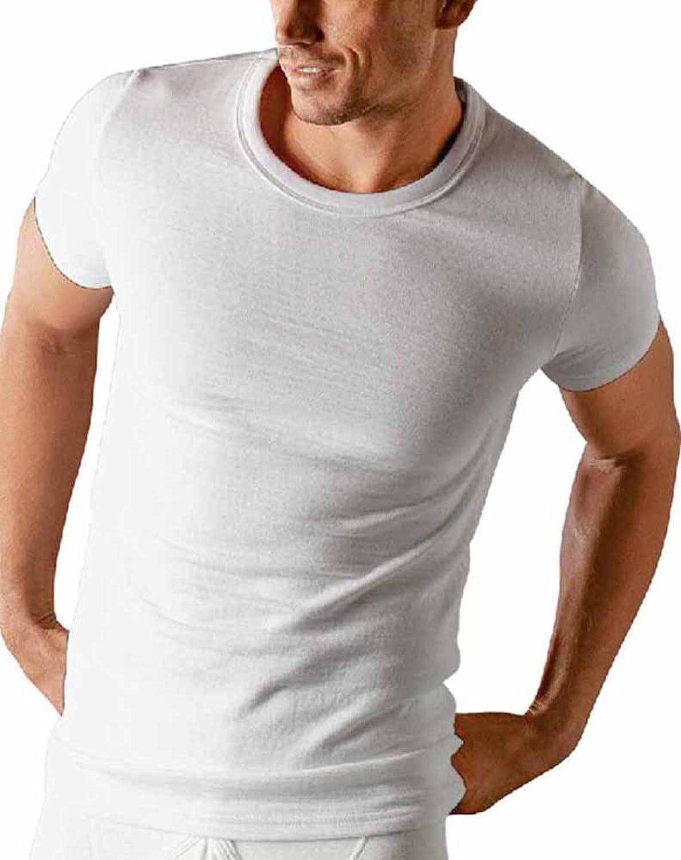 Maglietta uomo baselayer intima Socks Uwear invernale termica maniche corte