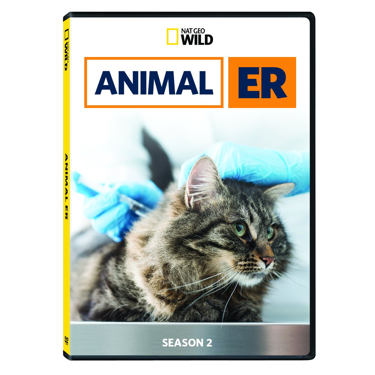 Animal ER Season 2 by National Geographic