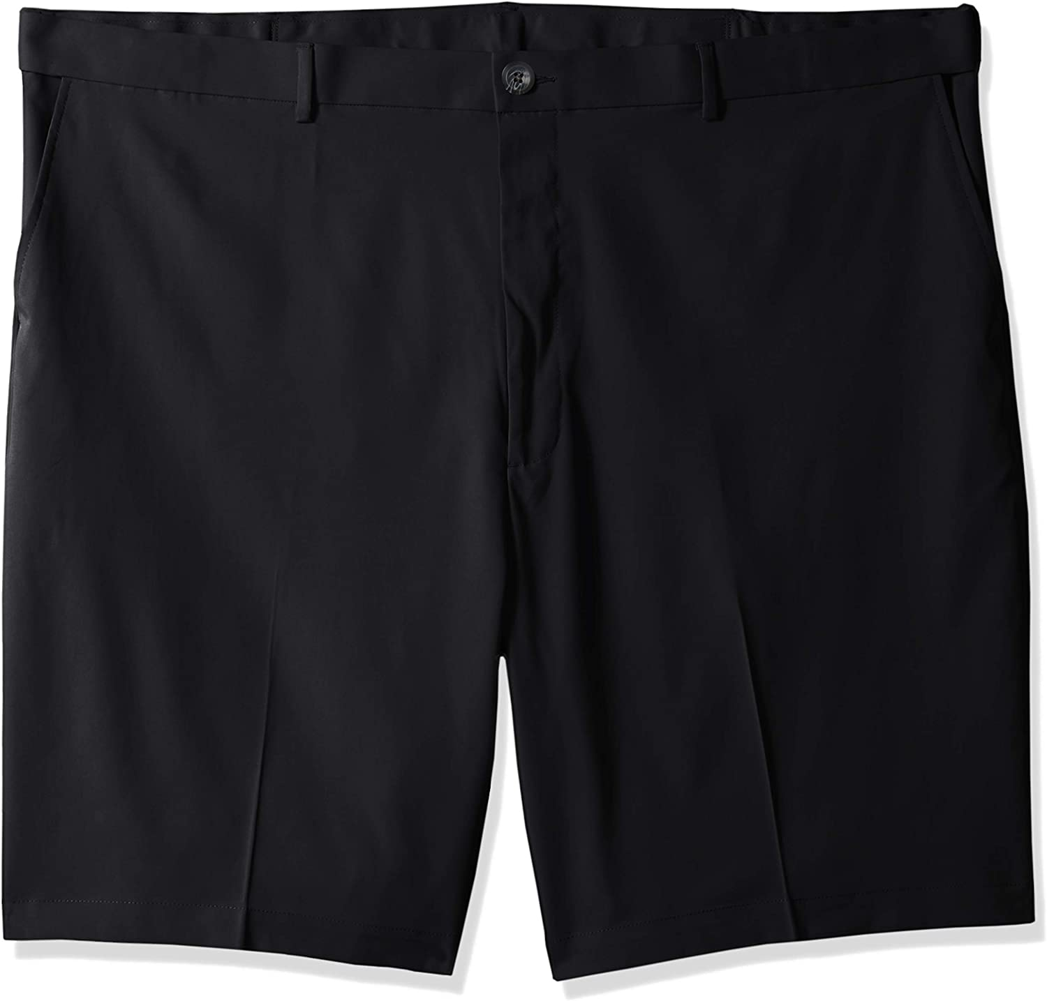 Savane Men's Flat Front Flex-on Solid Short