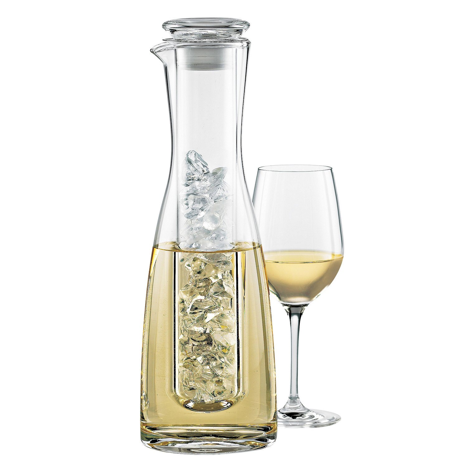 Wine Enthusiast 2-Piece Chilling Carafe by Wine Enthusiast   B004YO2O20