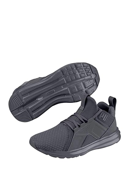 Puma Enzo Jr Iron Gate  Buy Online at Low Prices in India - Amazon.in acace59ef