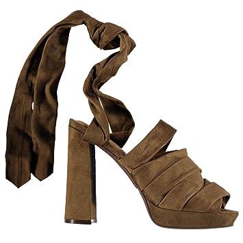 Jeffrey Campbell Chablis High Heel Shoes Damen braun Fashion Schuhe
