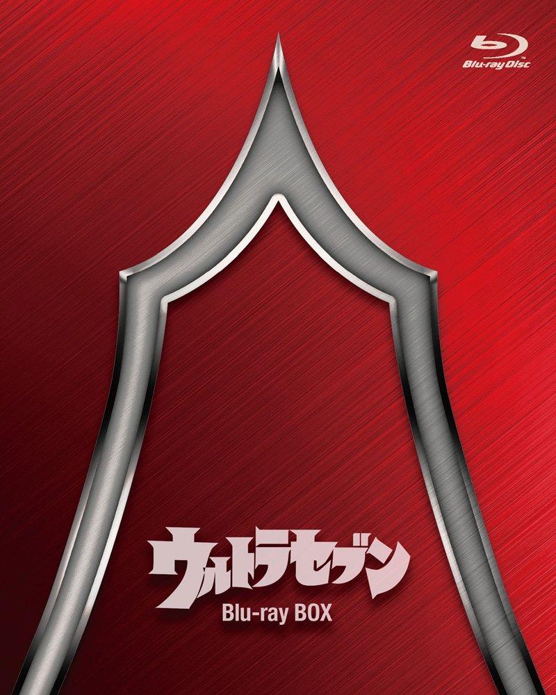 ウルトラセブン Blu-ray BOX Standard Edition B072QGN3MP