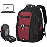 Laptop Backpack 17 Inch Waterproof Extra Large TSA Travel Backpack Anti Theft College School Business Mens Backpacks…