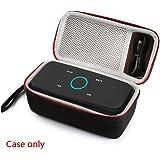 Scorel Tasche für DOSS SoundBox - Touch Bluetooth Lautsprecher EVA Staubdichter harter Tragetasche Mit Netzbeutel für Kabel