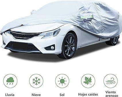Medio M cubierta coche completo 100/% de protección de Nieve Lluvia Transpirable Impermeable al aire libre