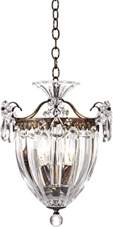 """product image for Schonbek Bagatelle Collection 10 1/2""""W Crystal Mini Pendant"""