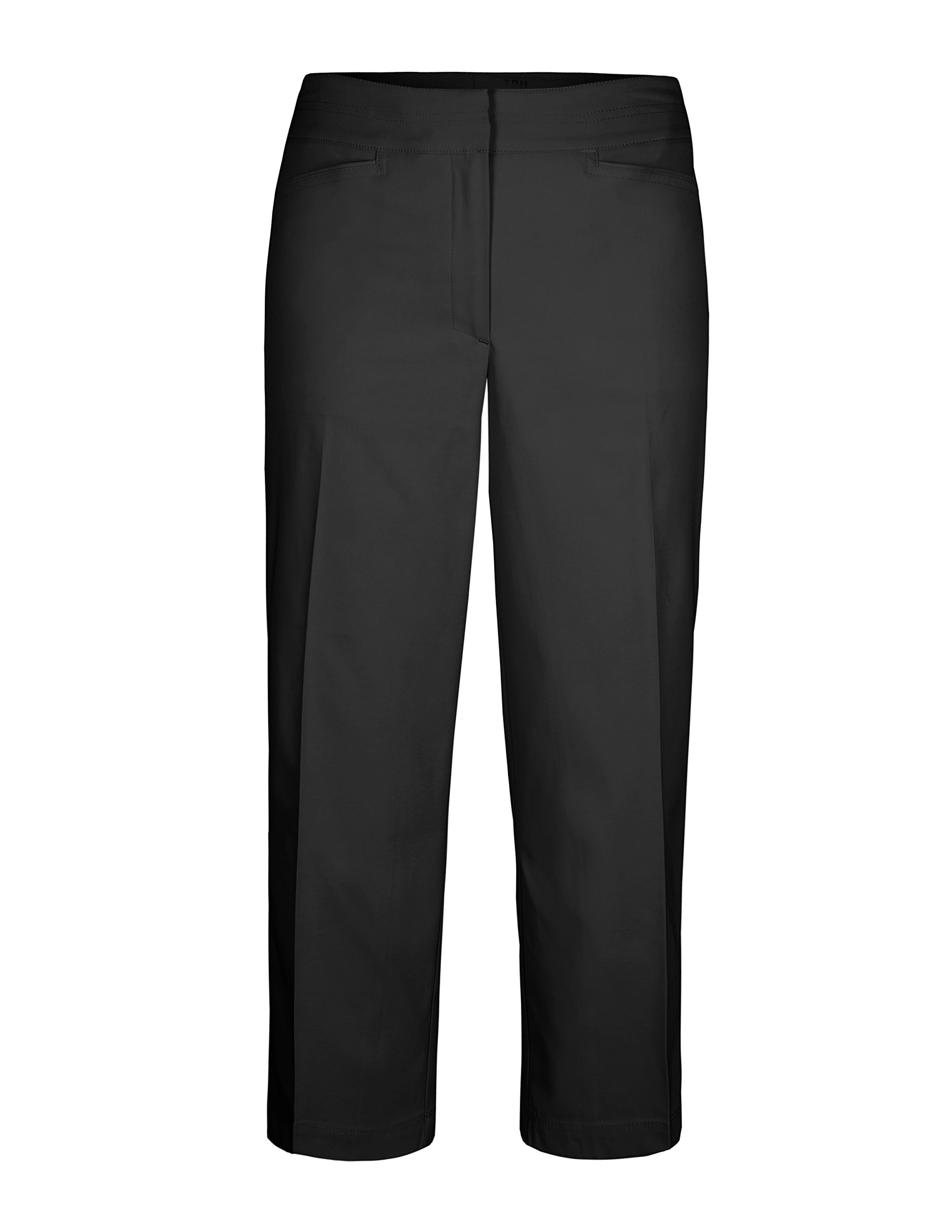 Tail Activewear Women's Classic Capri 6 Black by Tail (Image #3)