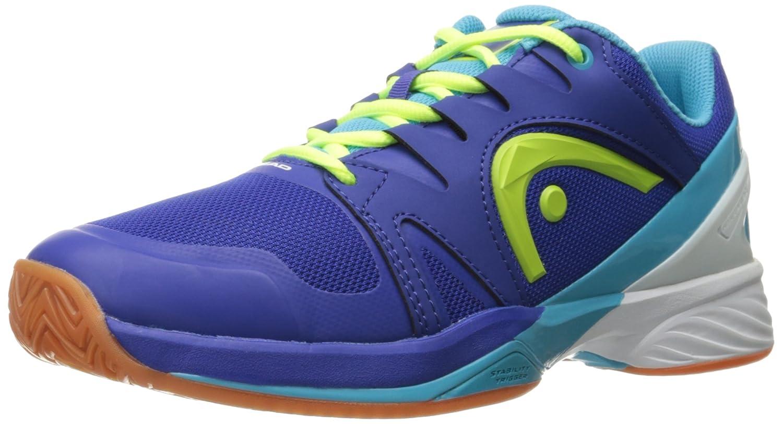HEAD Men\'s Nitro Pro Indoor Shoe Blue
