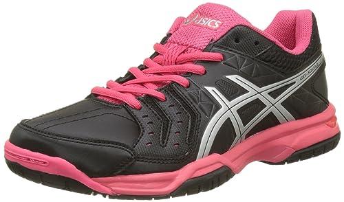 Asics Gel-Squad, Zapatos de Balonmano Americano para Mujer: Amazon.es: Zapatos y complementos