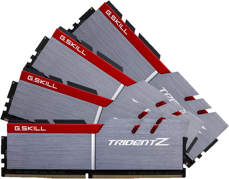 G.Skill F4-3200C16Q-32GTZB - Módulos de Memoria, Color Gris ...