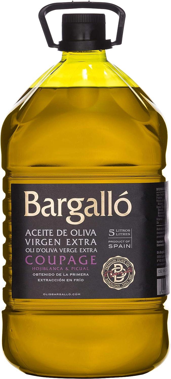 Garrafa 5l Aceite de Oliva Virgen Extra Coupage Olis Bargalló | Origen España