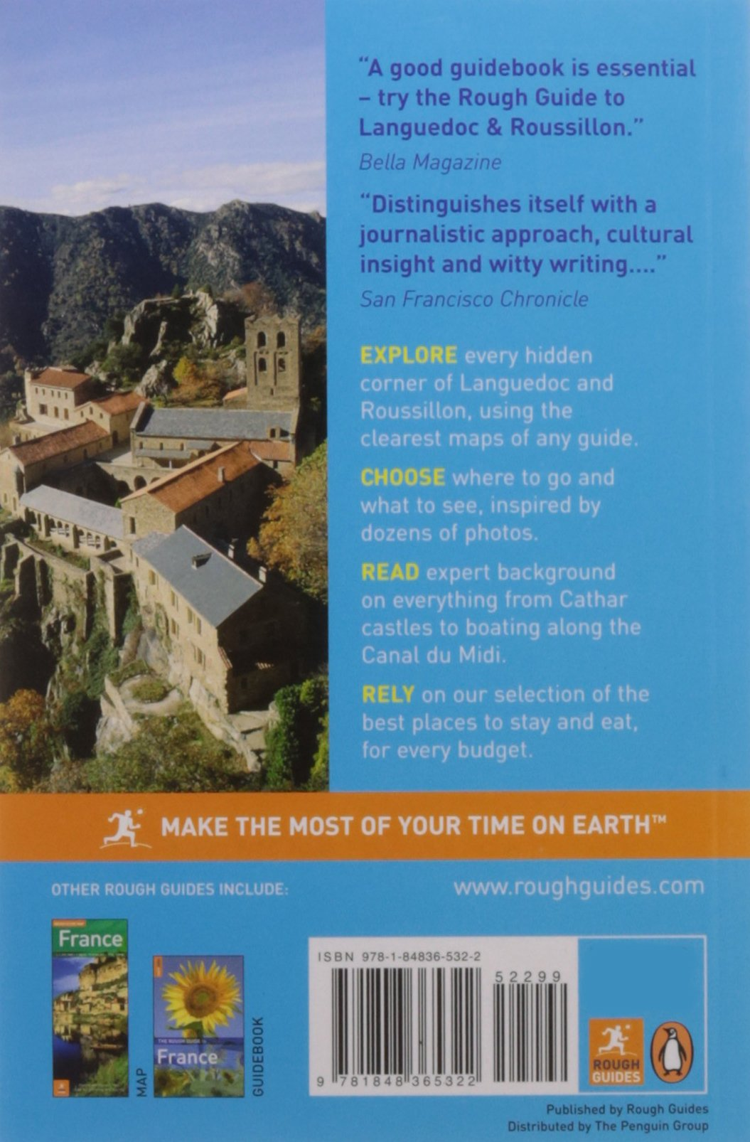 The Rough Guide to Languedoc & Roussillon (Rough Guide to Languedoc ...