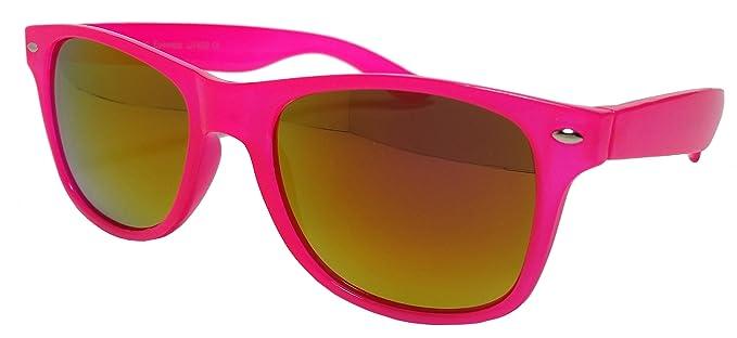 Gafas de sol, con lente clásico de los años 80, diseño retro ...