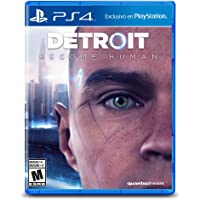 Detroit: Become Human - PlayStation 4 - Standard Edition