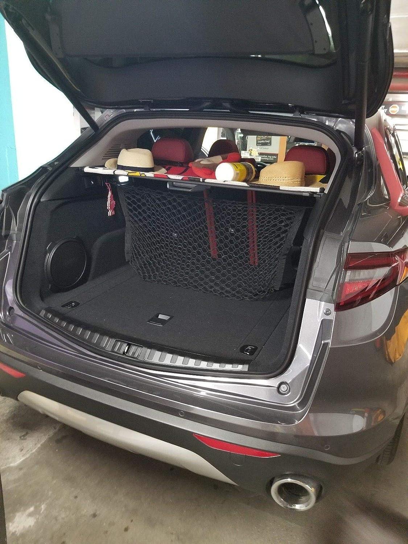 Floor Style Trunk Cargo Net for ALFA ROMEO STELVIO 2017 18 2019 Brand New