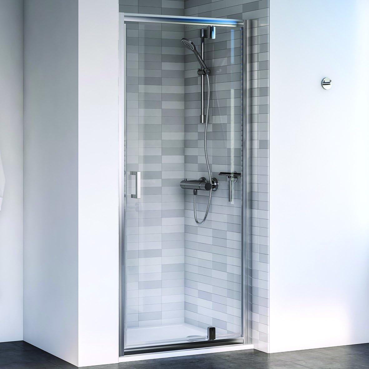 Aqualux 1193800 Pivot para mampara de ducha receso ajuste, pulido ...