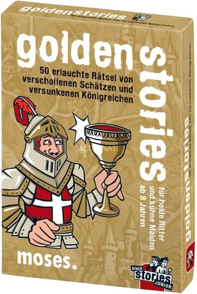 Gen x games- Juego de Mesa Golden Stories, Multicolor (GNX0GENBS36): Amazon.es: Juguetes y juegos
