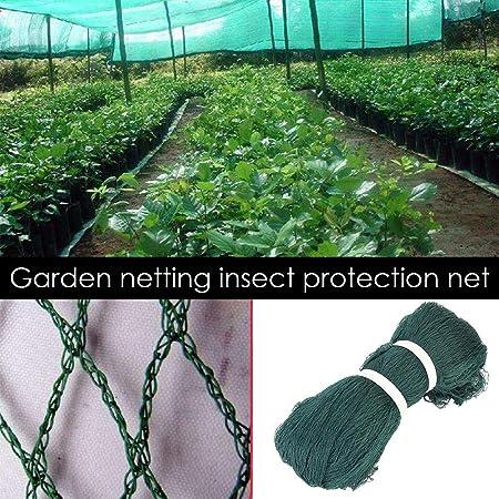 SunniY La Red para pájaros, la Red para jardín no se enreda y el cercado Reutilizable Protege Las Frutas y Verduras de los pájaros Ciervos: Amazon.es: Hogar