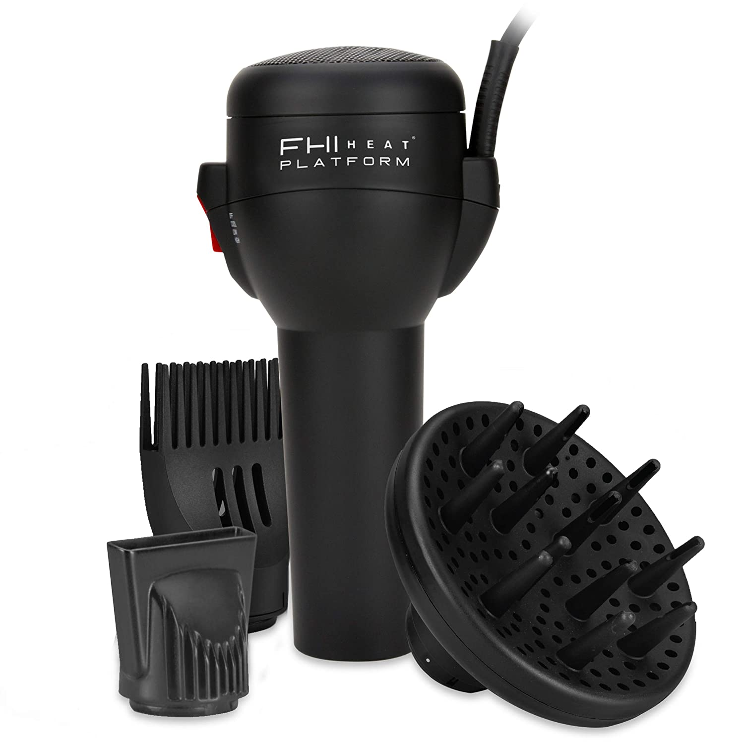 FHI Heat Platform Blow Out Hair Dryer - Handle-less, Ionic & Lightweight