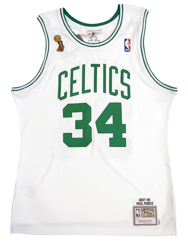 Mitchell ness paul pierce boston celtics authentic finals jersey white  sports outdoors jpg 1167x1500 Celtics nba 31d610984