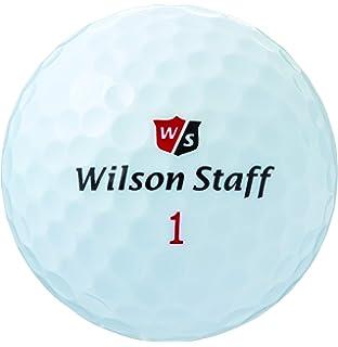 Wilson Staff, Bola de golf más blanda del mundo, 2 capas ...