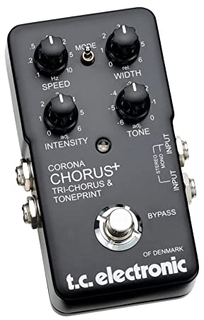 TC Electronic Corona Mini Chorus Pedal Tone Print