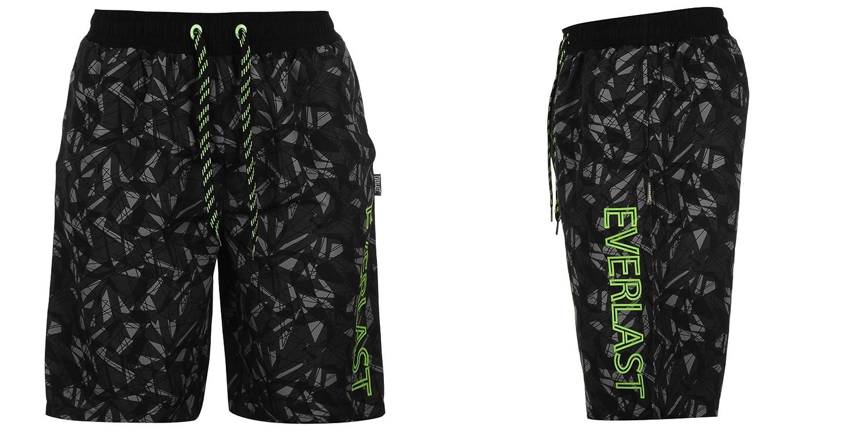6f0e72798b7b62 Everlast Herren Shorts: Amazon.de: Sport & Freizeit