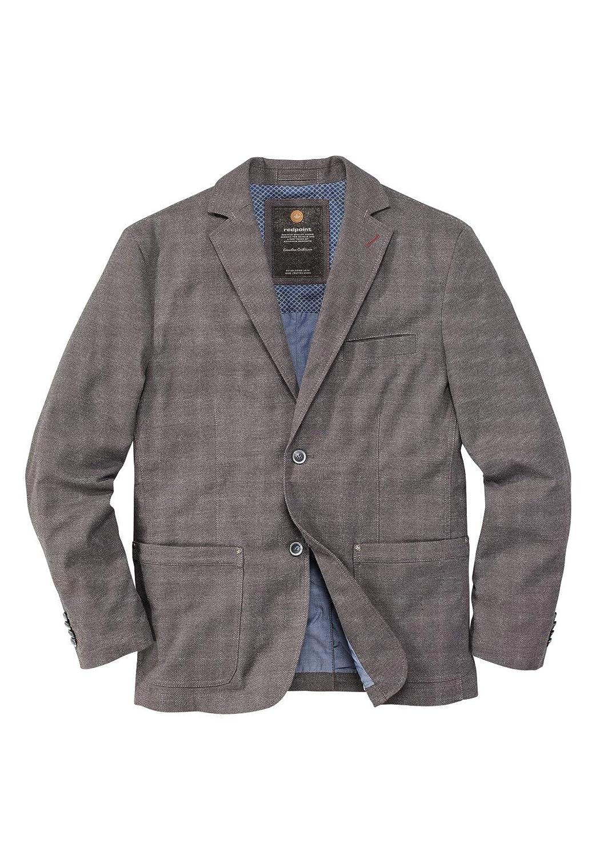 R790733240000 Michaelax-Fashion-Trade Redpoint Granville Herren Sakko in Blau und Anthrazit