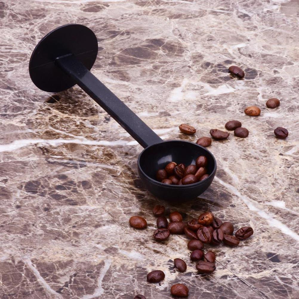 aus Plastik zum Portionieren von Kaffee und Tee Waterstone 2/exquisite Kaffeel/öffel mit St/änder