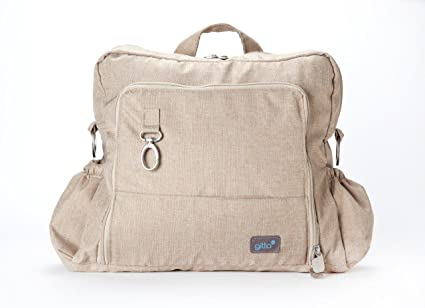Gitta ideal Multi Función cambiador de bebé pañales mochila