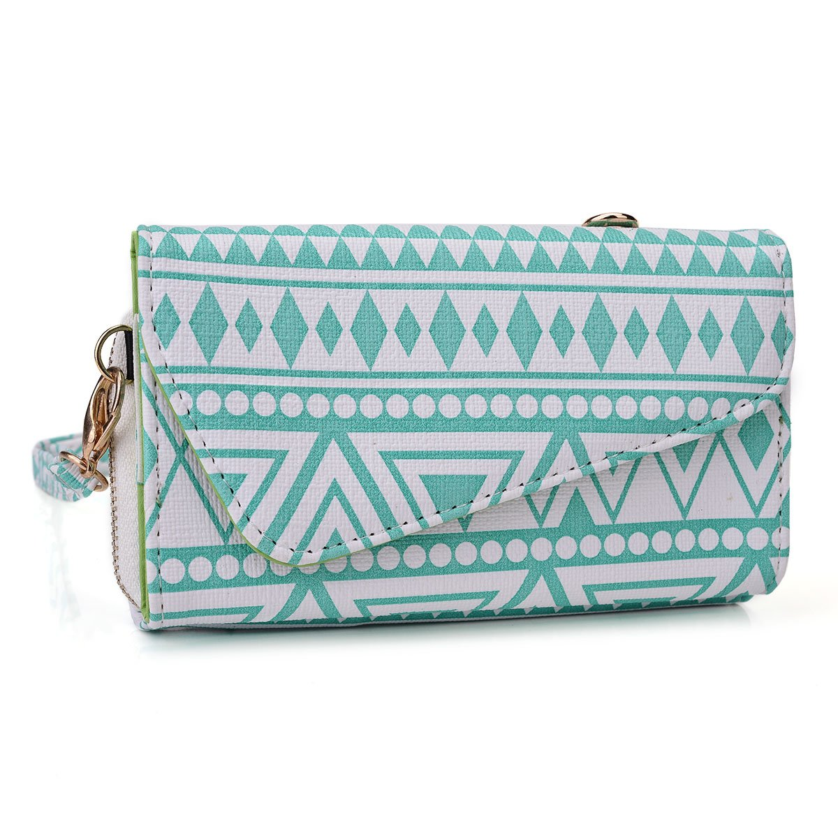 low priced d7b48 735ec Wristlet Wallet with phone holder for iPhone 7 Plus