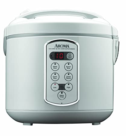 amazon com aroma housewares professional 20 cup cooked 10 cup rh amazon com Aroma Professional Rice Cooker aroma rice cooker arc-2000asb manual