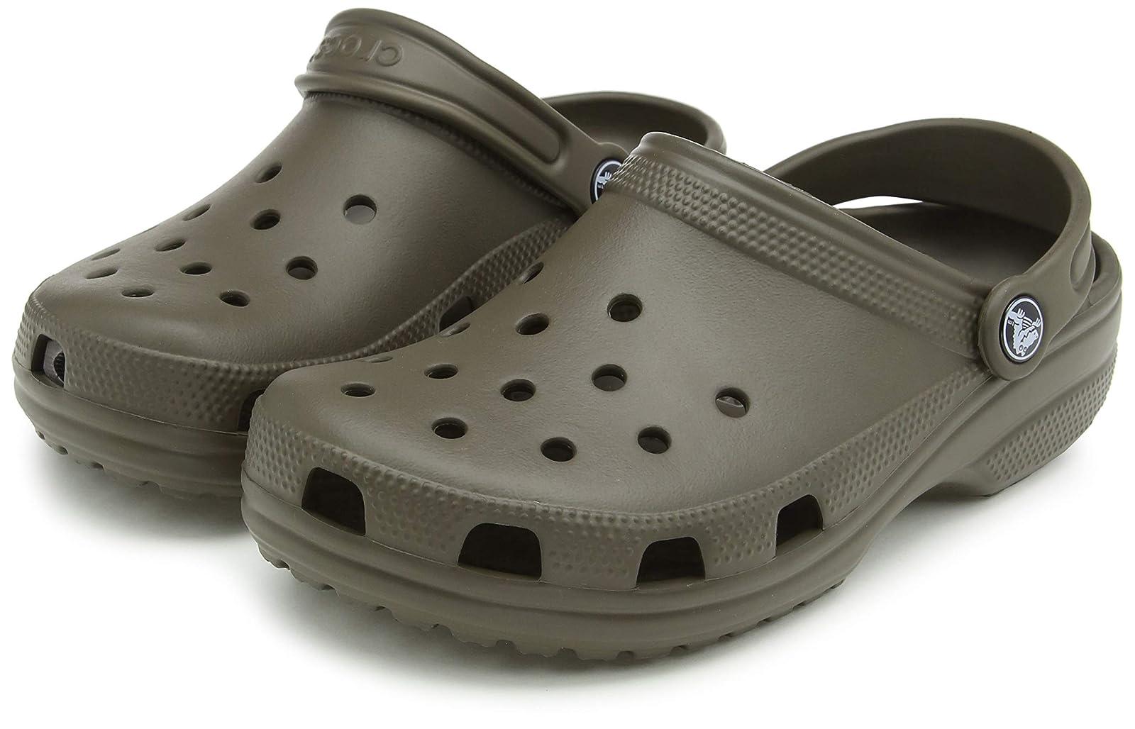 Crocs Men's and Women's Classic - 8