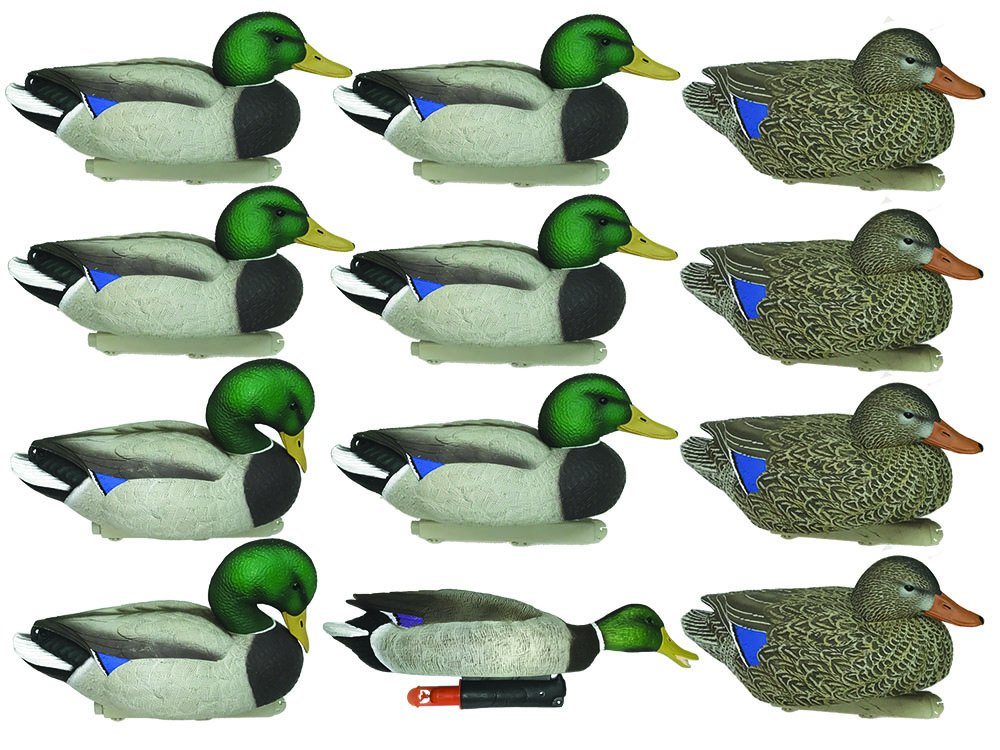 Hero Decoys March Includes Swimmer Series (12 Pack) by Hero Decoys (Image #1)