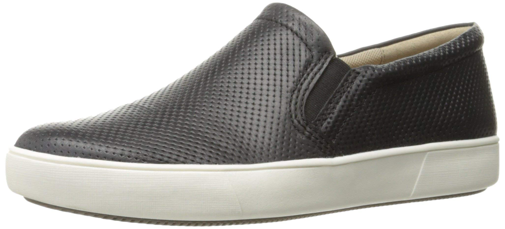 Naturalizer Women's Marianne Sneaker, Black, 9 M US