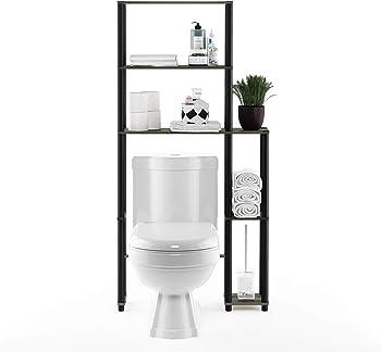 Furinno Turn-N-Tube 5-Shelf Toilet Space Saver
