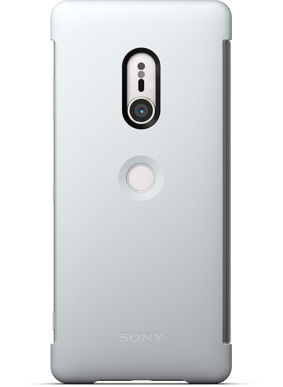 Gris Perle Etui Tactile SCTH70 pour Xperia XZ3 Inconnu Sony