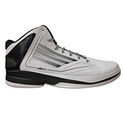 new style a9c46 2913e Amazon.com   adidas Men s Adizero Ghost 2 Basketball Shoe   Basketball