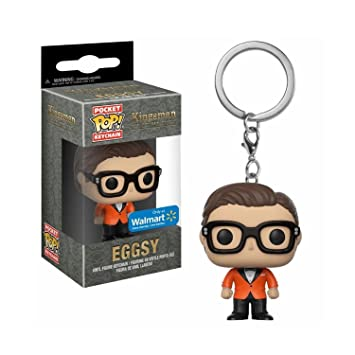 Kingsman The Secret Service Pocket POP! Vinyl Keychain Eggsy 4 cm Funko