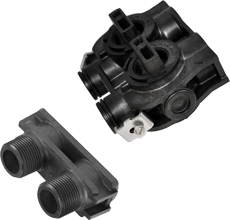 Iron Pro 2 Combination Fleck 5600SXT Water Softener - Bypass valve