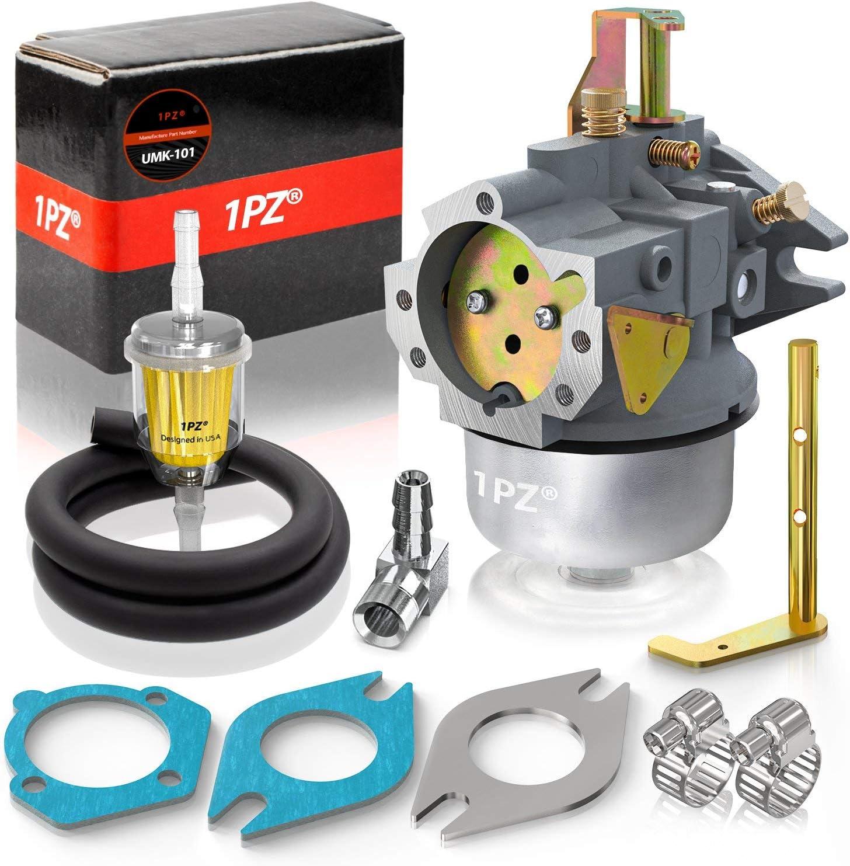 1PZ UMK-101 Carburetor Carb for Kohler #26 K241 K301 10hp 12hp Cast Iron Engines Cub Cadet 47-853-23-S (Extra Thick Gasket)