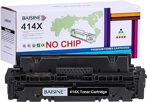Amazon.com: BAISINE 414X - Cartucho de tóner compatible con ...