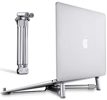 Review JUBOR Laptop Base Stand