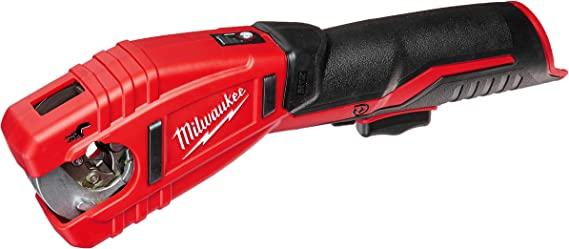 Milwaukee C12PC-0 12v Cordless Copper Pipe Cutter Body Only