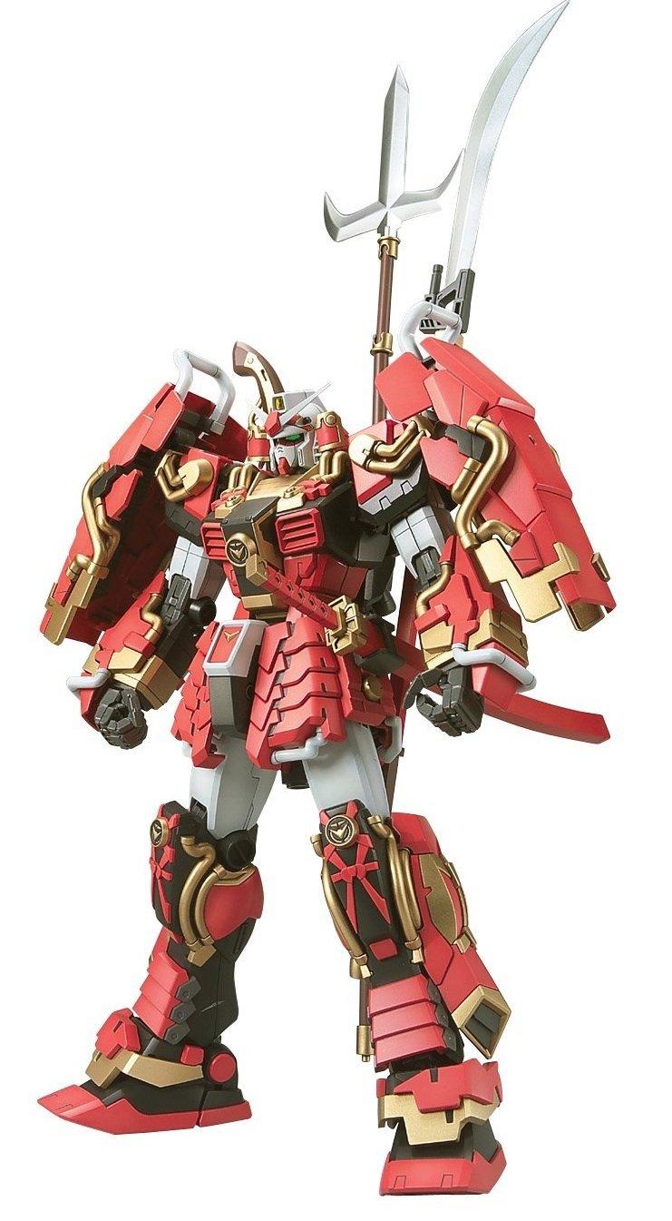 Gundam Shin Musha GUNPLA MG Master Grade 1/100: Amazon.de: Spielzeug