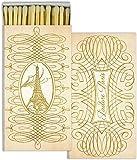 HomArt Golden Keys Match Box