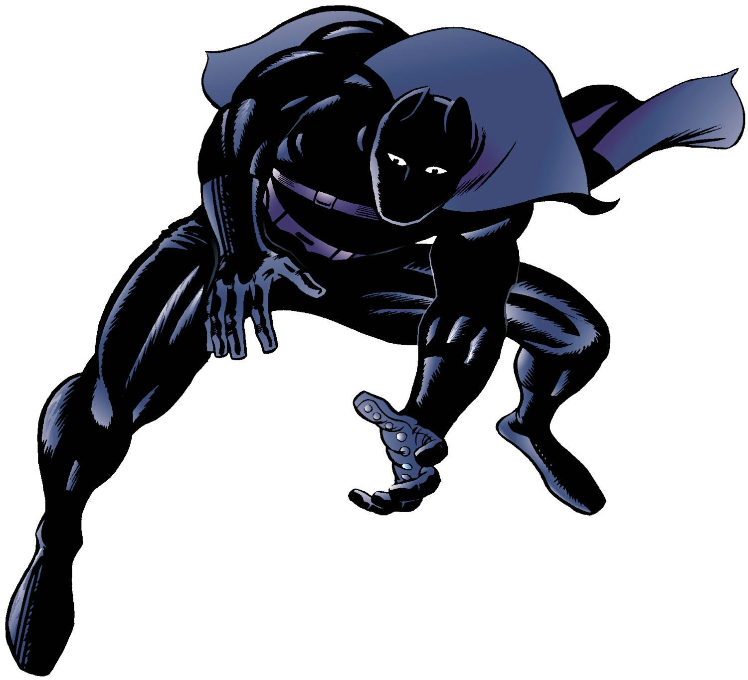amazon com black panther vol 1 9780785116875 jack kirby books rh amazon com Panther Clip Art Graphics Vector Clip Art Black Panther in Avengers