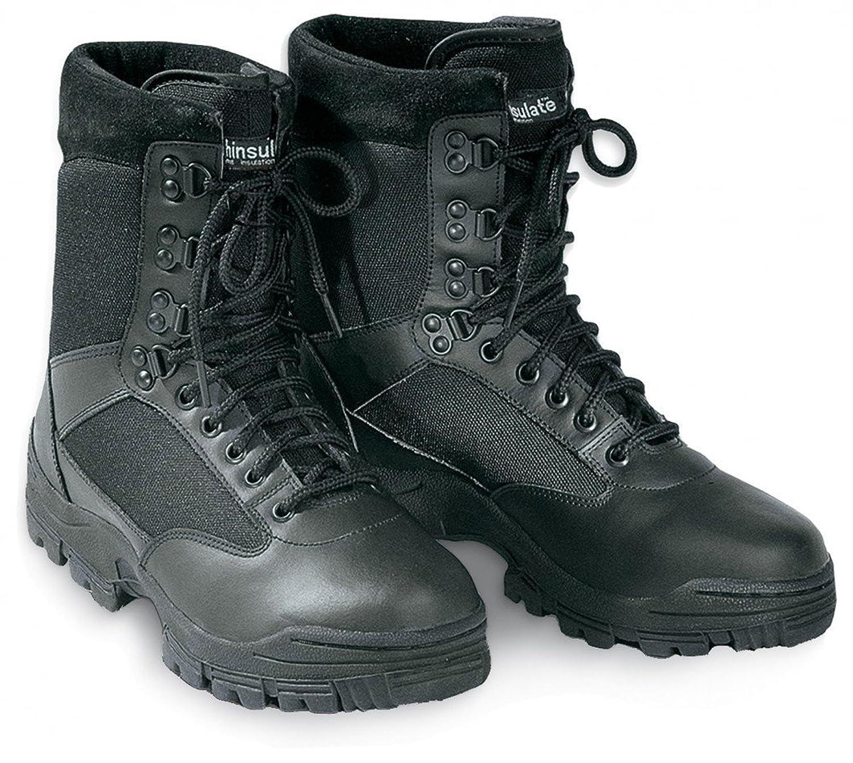 "Surplus Security 8"" Boots Black"